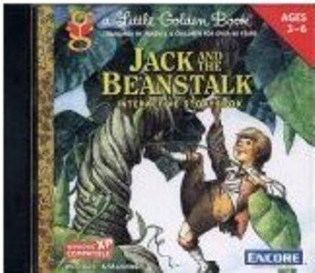 ENCORE SOFTWARE Golden Books: Jack & The Beanstalk