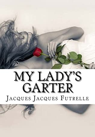 book cover of My Lady\'s Garter