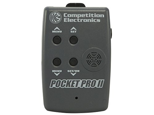 (Competition Electronics Pocket Pro II Timer, Grey)