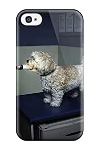 Premium Funny Back Cover Snap On Case For Iphone 4/4s