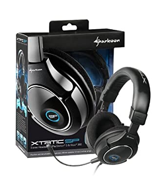 Sharkoon X-tatic Sp Gaming Headset from Sharkoon