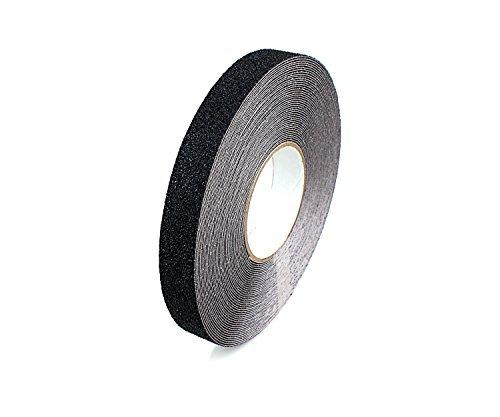 Black Coarse Non Slip Tape Rolls - Tape Roll 60 Anti Slip