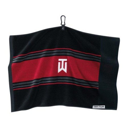 Golf Jacquard Towel Nike - Nike Tiger Woods Face/Club Jacquard Towel Golf Towel