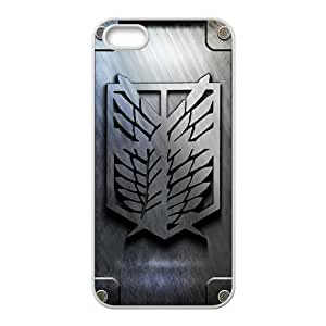 WWWE Attack On Titan Cell Phone Case for Iphone 6 4.7