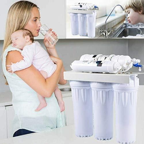 Filtro de Agua potable de 5 Etapas Purificador de Agua Osmosis ...
