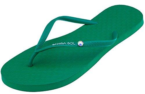 Samba Sol Crystal Collection Flops