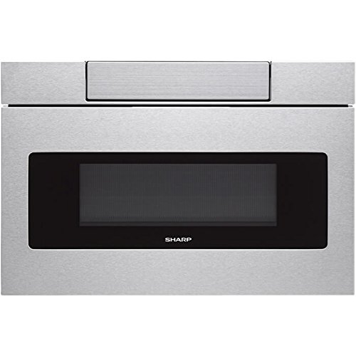 SHARP SMD3070AS Microwave Drawer Stainless product image