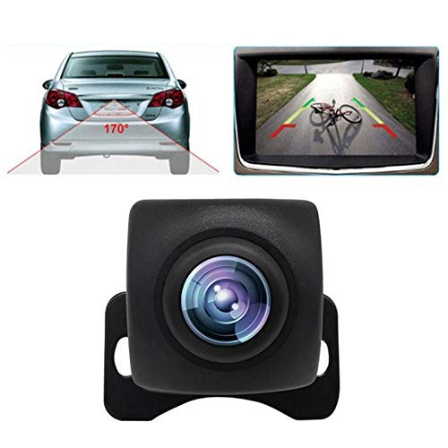 Achteruitrijcamera, achteruitrijcamera met super nachtzicht IP67 waterdicht, WiFi draadloos HD 1080P auto…