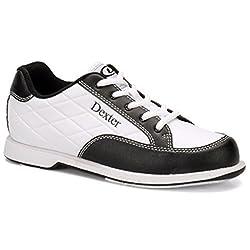 Dexter Women's Groove Iii Wide Bowling Shoes, Whiteblack, Size 7.5