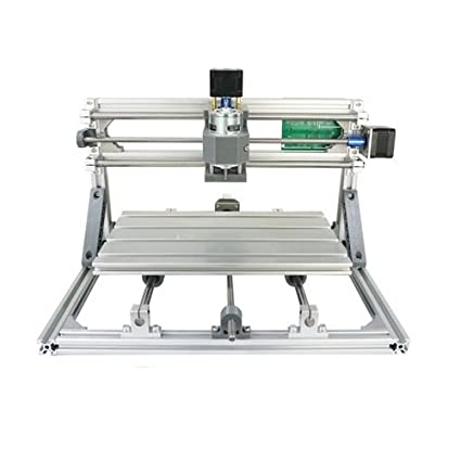Diy Cnc Router Kit 30x18x4cm With Er11 Personal Mini Mill Usb