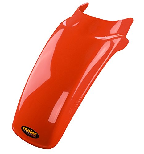 Maier USA Honda XR75 / XR80 Rear Fender - Fighting Red - 13500-12