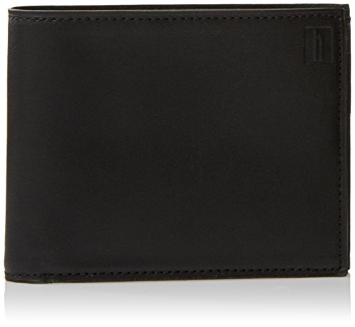 Hartmann American Reserve Two Compartment Wallet, Heritage Black, One Size -