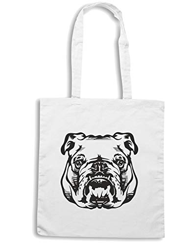 Bianca Borsa Speed FUN0209 Shirt HEY Shopper BULLDOG BAZxZUnqw