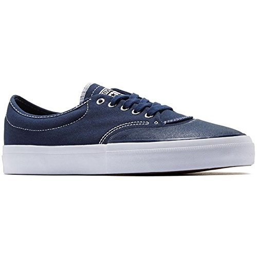 Converse Crimson Core Canvas Ox for Men | Casual Shoes | Navy/White/Natural 9