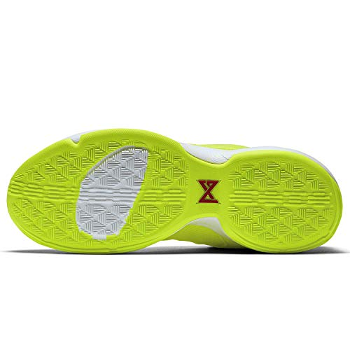 f768ac3d0210 NIKE PG1 Paul George Tennis Ball 878627-700 Volt White Men s Basketball  Shoes