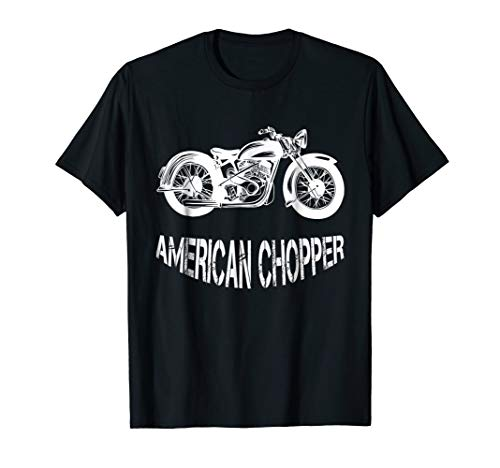 American Chopper Cool Biker T Shirt