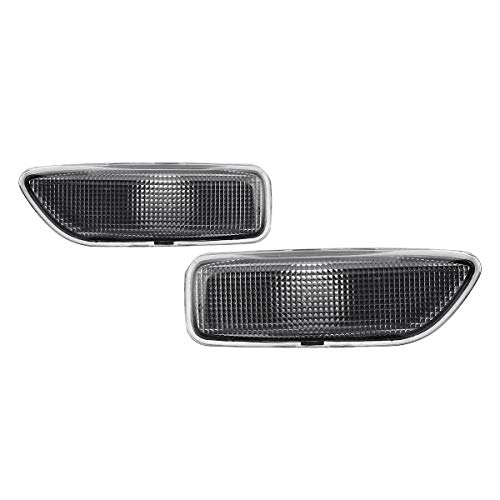 ZHENWOCAI Left/Right Front Side Marker Lights Wing, used for sale  Delivered anywhere in Canada