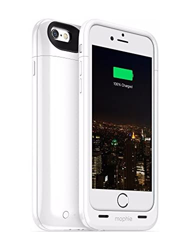 mophie juice pack for iPhone Plus  2 600mAh  White