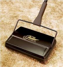 Fuller Brush Co.Electrostatic Carpet Sweeper (Small Carpet Sweeper compare prices)