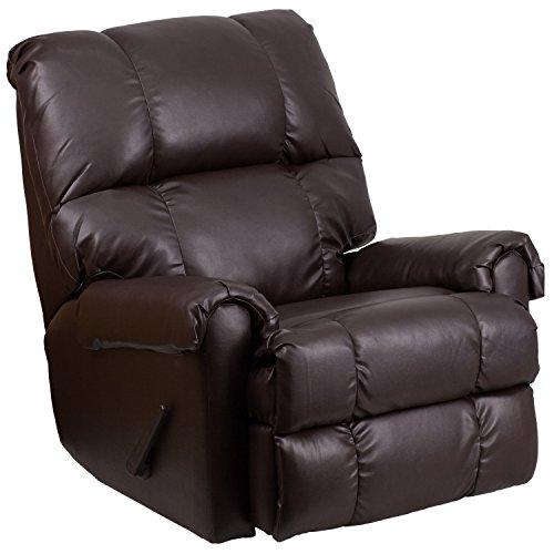 Global Views Wiggle Chair: Carolina Cottage Hudson Rocker, Oak 1180S-4