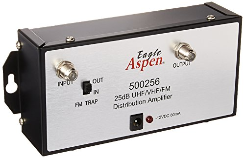 Vhf Amplifier - Eagle EASDISTAMP25GX 500256 Distamp 25GX 25dB Distribution Amplifier