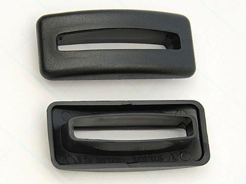 Porsche (78-98) Seat back release 'Rose' bracket set (x2) NEW 930 964 993 ()