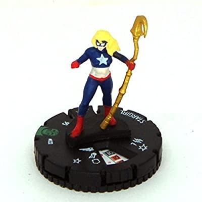 Heroclix DC Justice League Trinity War #022 Stargirl Figure Complete with Card