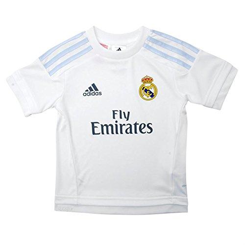 遺産安いです滑りやすいadidas Real Madrid Home Mini Kit 2015-16/サッカー ミニ?ユニフォームセット レアル?マドリード ホーム用 2015