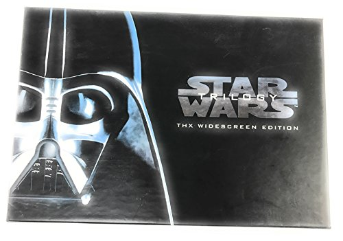 Star Wars Trilogy THX Widescreen Edition: Star Wars / The Empire Strikes Back / Return of the Jedi (Set of 3 VHS Tapes - Collector's Edition) (Star Wars The Empire Strikes Back Vhs)
