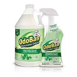 OdoBan Ready-to-Use 32 oz Spray Bottle &...