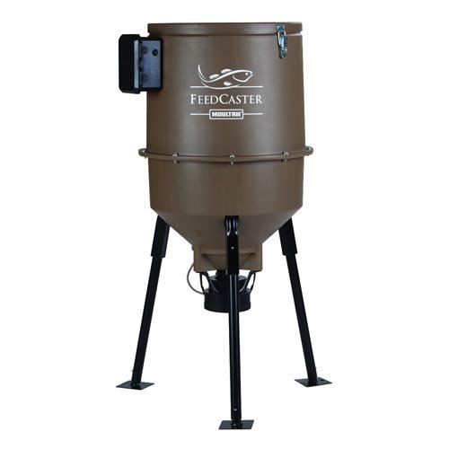 Moultrie Fish Feeders - Moultrie 30-Gallon Feedcaster