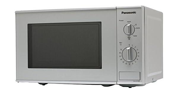 Panasonic nne221mmepg Horno a microondas Capacidad 20 Litros ...