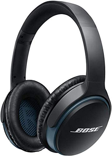 Bose SoundLink Around Ear Wireless Headphones II – Black