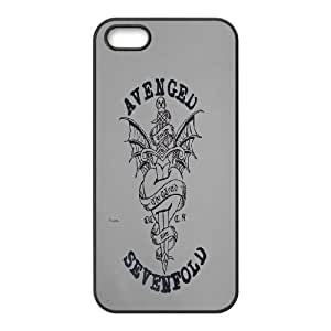 iPhone 5, 5S Phone Case Avenged Sevenfold G2S7529