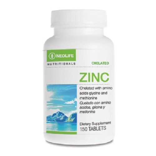 Chelated ZincTM150 Tablets by By Neolife Neotritionals ()