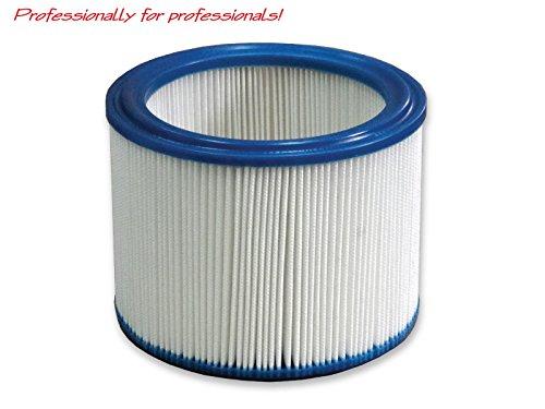 filtro compatible Protool VCP 260E-L; VCP 260E-M - lavable Nikos Kassa Janusz