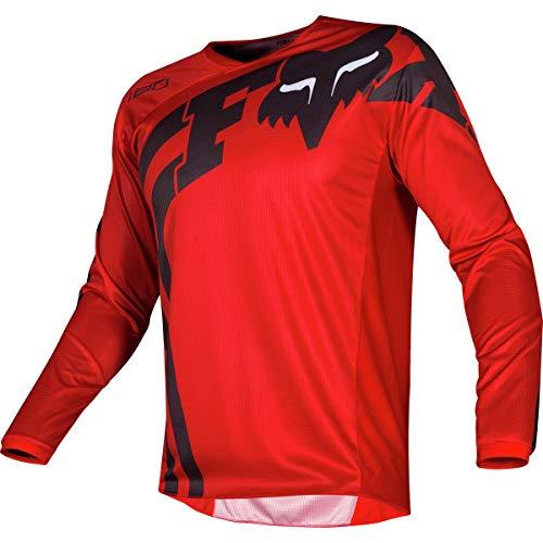 Fox Racing 2019 180 COTA Jersey-Red-L (Fox Motocross Gear)