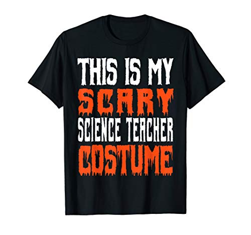 Scary Teacher Costumes Svg - This Is My Science Scary Teacher