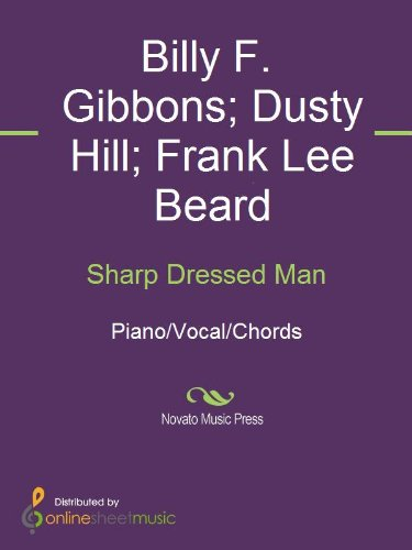 Sharp Dressed Man - Kindle edition by Billy F. Gibbons, Dusty Hill ...