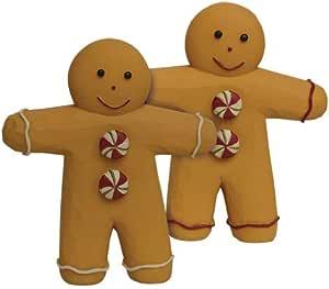 Amazon.com: Gingerbread Man Pins Country Primitive