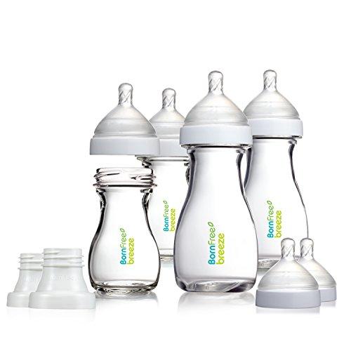 Breeze Glass Bottle Gift Set