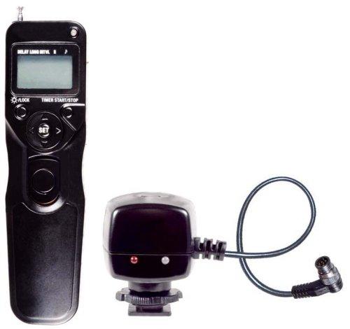 Jenis J-ND700-L-W RF Wireless Controller for Nikon D700/D300/D200 (Black)