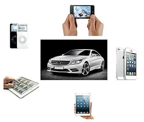 Hain mercedes benz aux media interface ami mmi music for Mercedes benz media interface