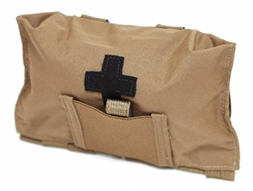 Med Kit Blow-Out Pouch Coyote Brown