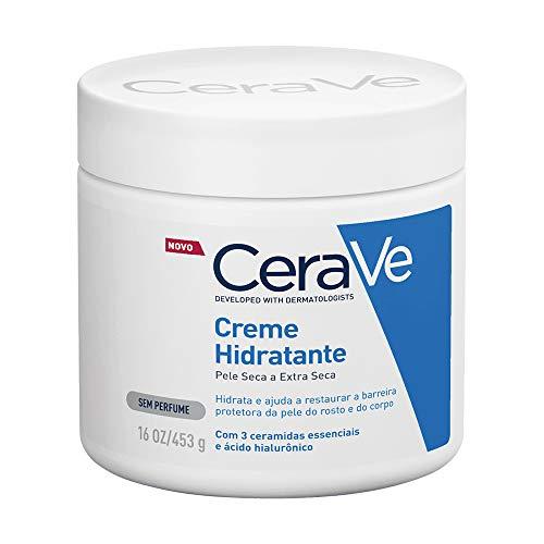 Cerave Crema Hidratante, 16 Oz/454 g