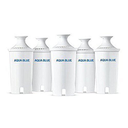 Sale!! Brita Water Filter Compatible Replacement for Pitchers NSF Certified 5 Pack