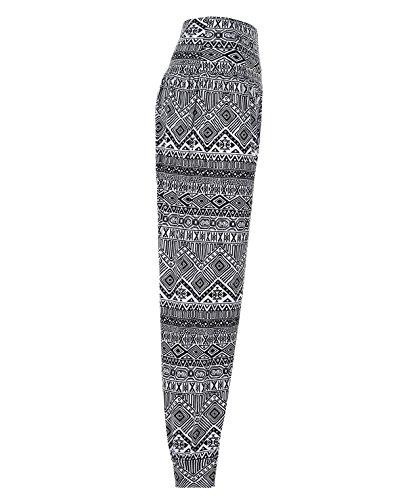 Aztec STYLE Pantaloni Small quadri Donna A ZOYqS1