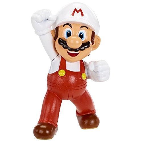 World Nintendo Fire Mario Figure