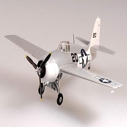 Model Airplane with 1/72 Fighter Model Toys for Kids