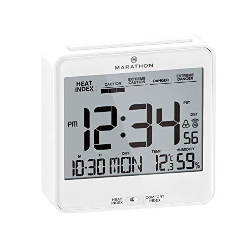 Marathon Atomic Alarm Clock